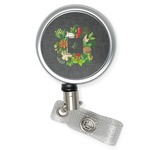 Herbs & Spices Retractable Badge Reel (Personalized)