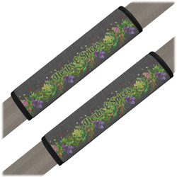 Herbs & Spices Seat Belt Covers (Set of 2) (Personalized)