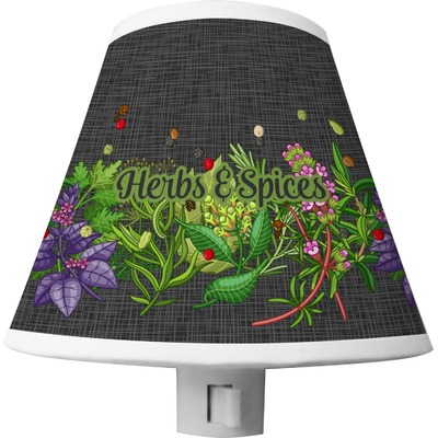 Herbs & Spices Shade Night Light (Personalized)
