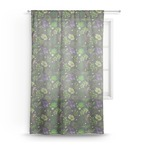 Herbs & Spices Sheer Curtains (Personalized)
