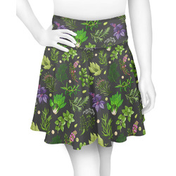 Herbs & Spices Skater Skirt (Personalized)
