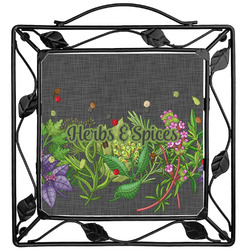 Herbs & Spices Trivet (Personalized)