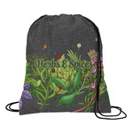 Herbs & Spices Drawstring Backpack (Personalized)