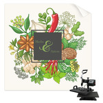 Herbs & Spices Sublimation Transfer (Personalized)