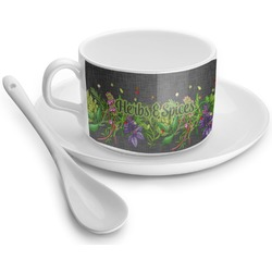 Herbs & Spices Tea Cups (Personalized)