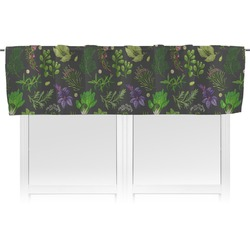 Herbs & Spices Valance (Personalized)