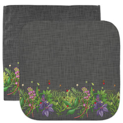 Herbs & Spices Facecloth / Wash Cloth (Personalized)