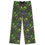 Herbs & Spices Womens Pajama Pants (Personalized)