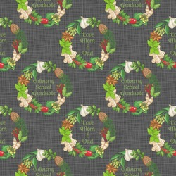 Herbs & Spices Wrapping Paper (Personalized)