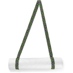 Herbs & Spices Yoga Mat Strap (Personalized)