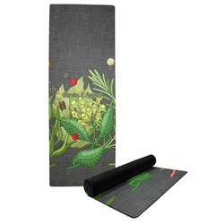 Herbs & Spices Yoga Mat (Personalized)