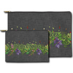 Herbs & Spices Zipper Pouch (Personalized)