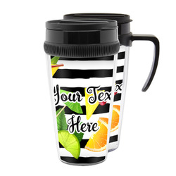 Cocktails Acrylic Travel Mugs (Personalized)