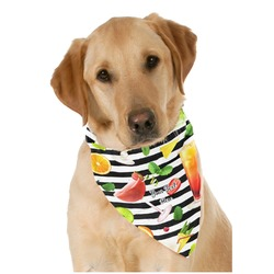 Cocktails Pet Bandanas (Personalized)
