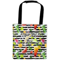 Cocktails Auto Back Seat Organizer Bag (Personalized)