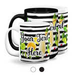 Cocktails Coffee Mugs (Personalized)