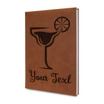 Cocktails Leatherette Journal (Personalized)