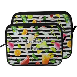 Cocktails Laptop Sleeve / Case (Personalized)