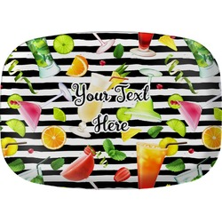 Cocktails Melamine Platter (Personalized)