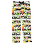 Cocktails Mens Pajama Pants (Personalized)