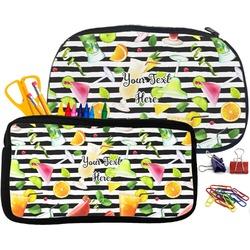 Cocktails Pencil / School Supplies Bag (Personalized)