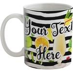 Cocktails Coffee Mug (Personalized)