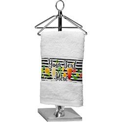 Cocktails Finger Tip Towel (Personalized)
