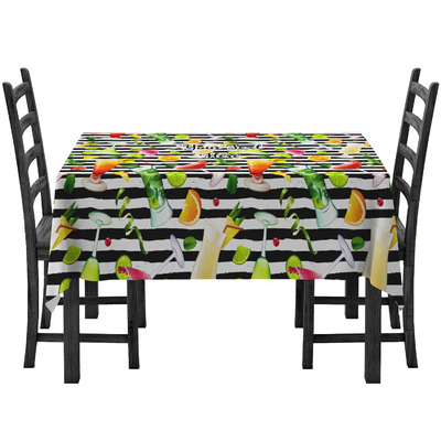 Cocktails Tablecloth (Personalized)