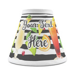 Cocktails Chandelier Lamp Shade (Personalized)