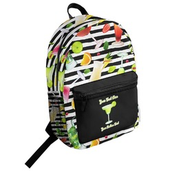 Cocktails Student Backpack (Personalized)