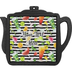 Cocktails Teapot Trivet (Personalized)