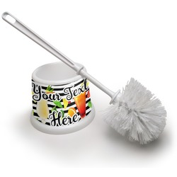 Cocktails Toilet Brush (Personalized)