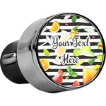 Cocktails USB Car Charger (Personalized)