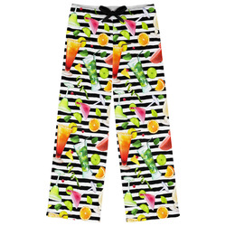 Cocktails Womens Pajama Pants (Personalized)