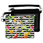 Cocktails Wristlet ID Case w/ Name or Text
