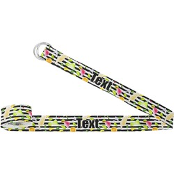Cocktails Yoga Strap (Personalized)