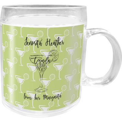 Margarita Lover Acrylic Kids Mug (Personalized)