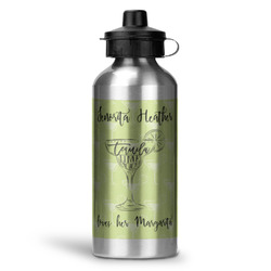 Margarita Lover Water Bottle - Aluminum - 20 oz (Personalized)