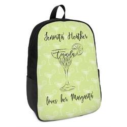 Margarita Lover Kids Backpack (Personalized)