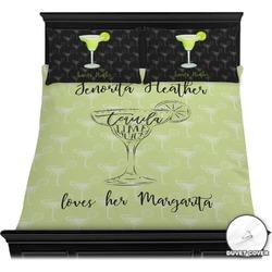 Margarita Lover Duvet Cover Set (Personalized)