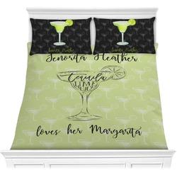 Margarita Lover Comforter Set (Personalized)