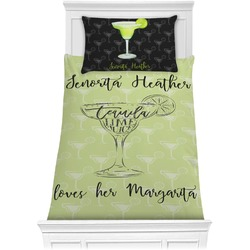 Margarita Lover Comforter Set - Twin (Personalized)