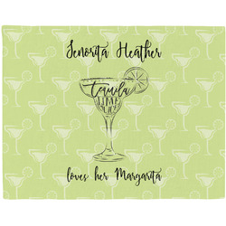 Margarita Lover Placemat (Fabric) (Personalized)
