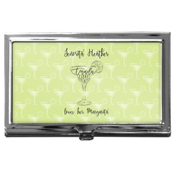 Margarita Lover Business Card Case