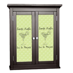 Margarita Lover Cabinet Decal - Custom Size (Personalized)