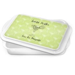 Margarita Lover Cake Pan (Personalized)