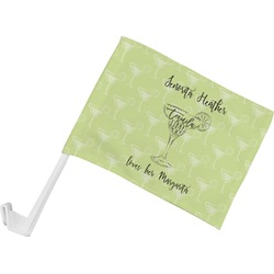 Margarita Lover Car Flag (Personalized)