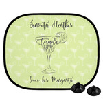 Margarita Lover Car Side Window Sun Shade (Personalized)