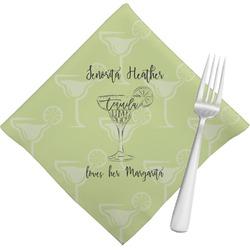 Margarita Lover Napkins (Set of 4) (Personalized)