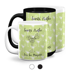 Margarita Lover Coffee Mugs (Personalized)